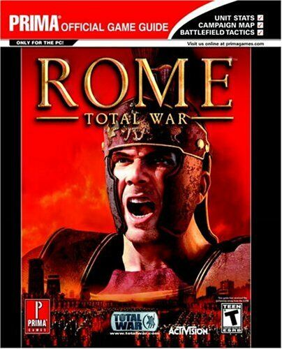 Rome: Total War - Official Strategy Guide by Stratton ...