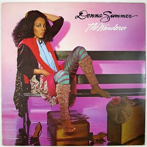 DONNA-SUMMER-The-Wanderer-LP-1980-R-amp-B-DANCE-NM-NM