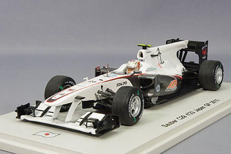 Spark 1 43 Sauber C29 F1 Japón GP Kamui Kobayashi de Japón