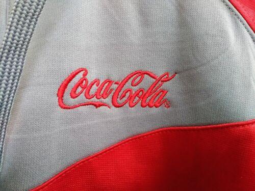Coca-Cola Performance Sweat à capuche Chevron Design-Neuf