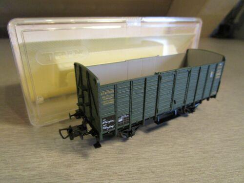 Bay h0 STS B Trix 1x 52 3603 22 offerne carri merci delle K