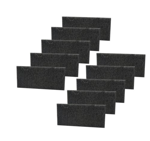 Super Handpad 11,5 cm x 25 cm x 2,5 cm Farbig 10 Stück Floorstar Reinigungspads