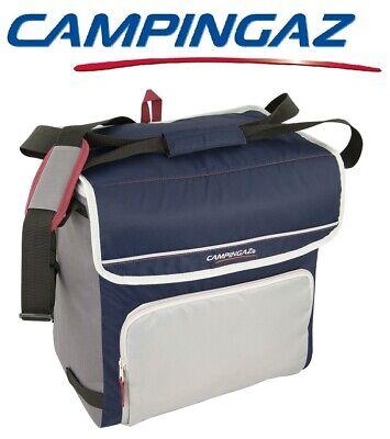 Sportivo Borsa Termica Fold' N Cool 30 Litri Dark Blue Campingaz - Prestazione 12 Ore Elevato Standard Di Qualità E Igiene