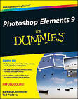 Photoshop Elements 9 For Dummies by Ted Padova, Barbara Obermeier (Paperback, 2010)