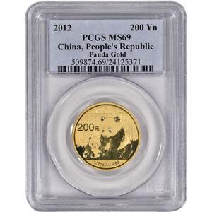2012-China-Gold-Panda-1-2-oz-200-Yuan-PCGS-MS69