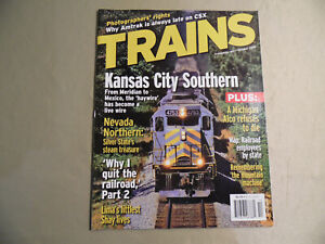 Trains Magazine / October 2006 / Free Domestic Shipping