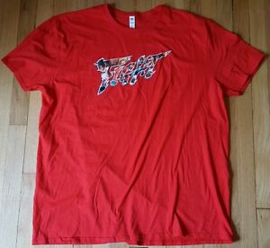 Street Fighter Ryu Ken Fight Scene Mens T-Shirt Tee Capcom Video Game Authentic