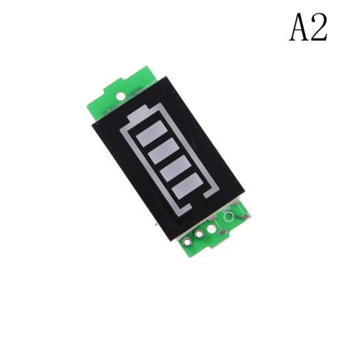 Li-PO-Batterie-Indikator-Schaukasten-Stromspeicher-Monitor für Rc Battery ZJP