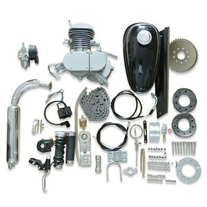 2l Replacement Parts For 80cc 2 Stroke Engine Motorized Bicycle Bike