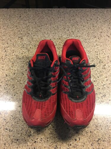 NIKE 2014 Men's Red Torch 4 Air Max Sneakers 34384