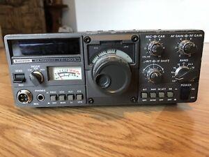 Kenwood-TS-130S-80-10-Meter-SSB-CW-HF-Transceiver-2-OF-3