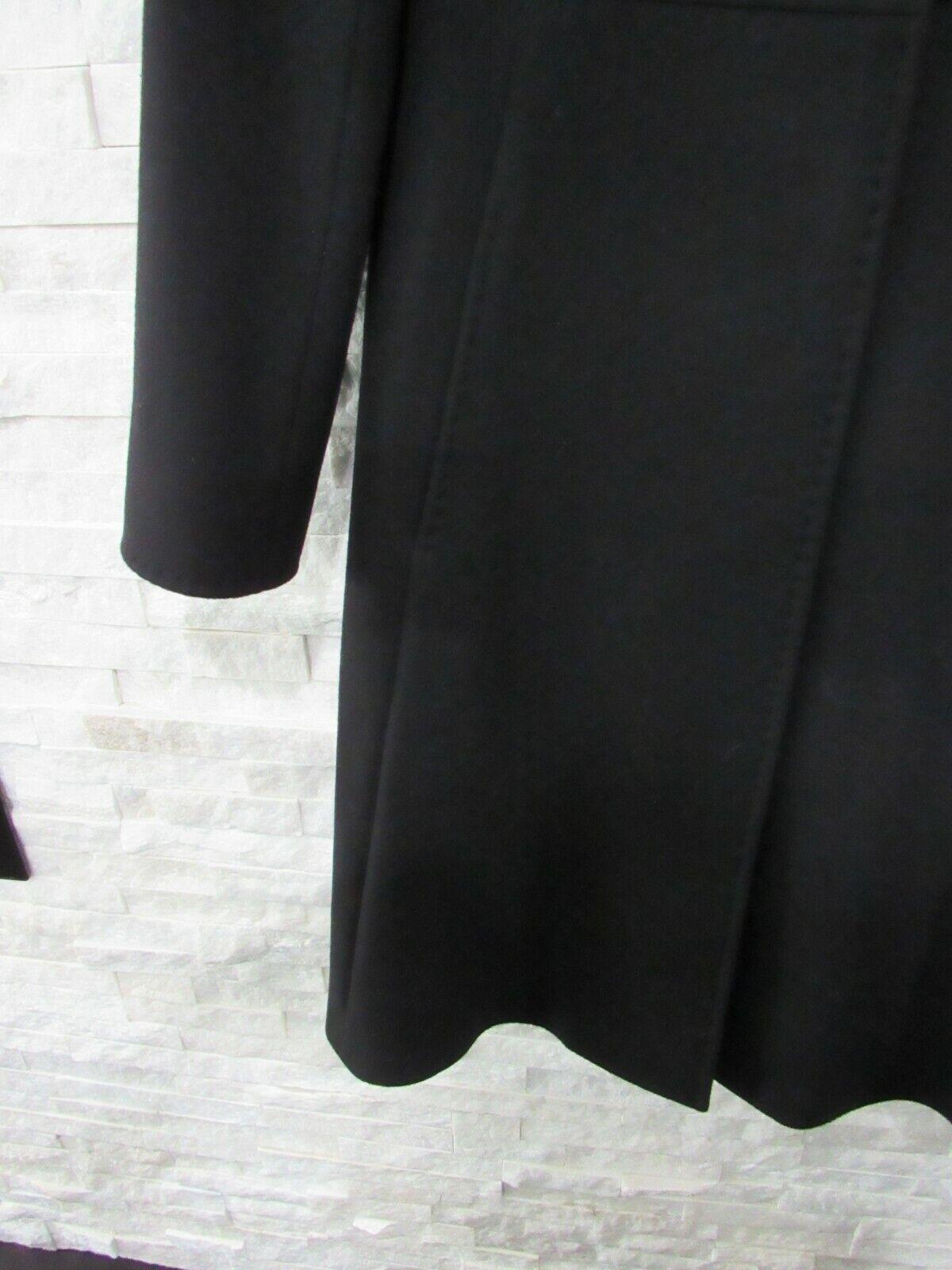 Cinzia Rocca Black Wool Cashmere Princess Seams L… - image 3