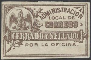 South America Administration Local de Correos MH