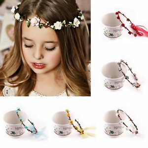 Kids-Girls-Baby-Toddler-Flower-Headband-Hair-Band-Accessories-Headwear-Head-Wrap