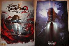 PS3 / 360:Castlevania - Lords of shadow 2 [OFFICIEL] POSTER & AFFICHE - NEUF