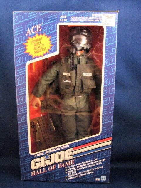 1992 Hasbro GI Joe Hall Of Fame Ace Gold Weapons
