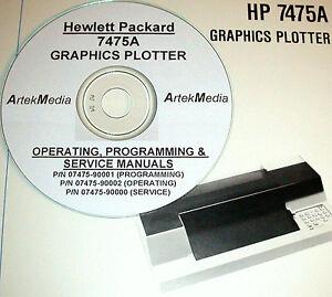 Hp t610 plotter service manual