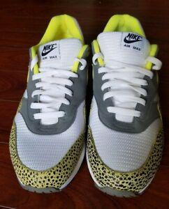 Details about 2009 Nike Air Max 1 Safari Pack Voltage QS Retro OG Size 13 308866 171 Jordan