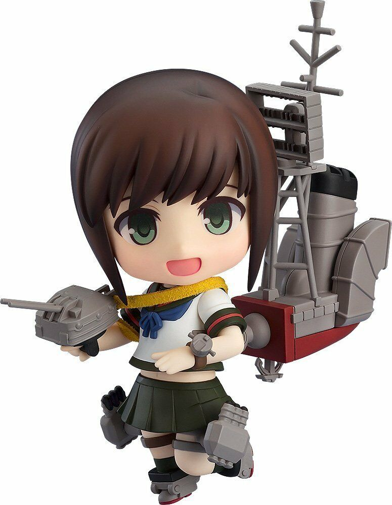 Good Smile Kancolle Kantai Collection Fubuki Kai-II Nendoroid Action Figure