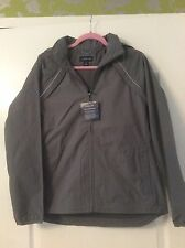 SIZE S 6/8 LANDS END JACKET/GILET OUTDOORS WALKING JACKET KHAKI BNWT