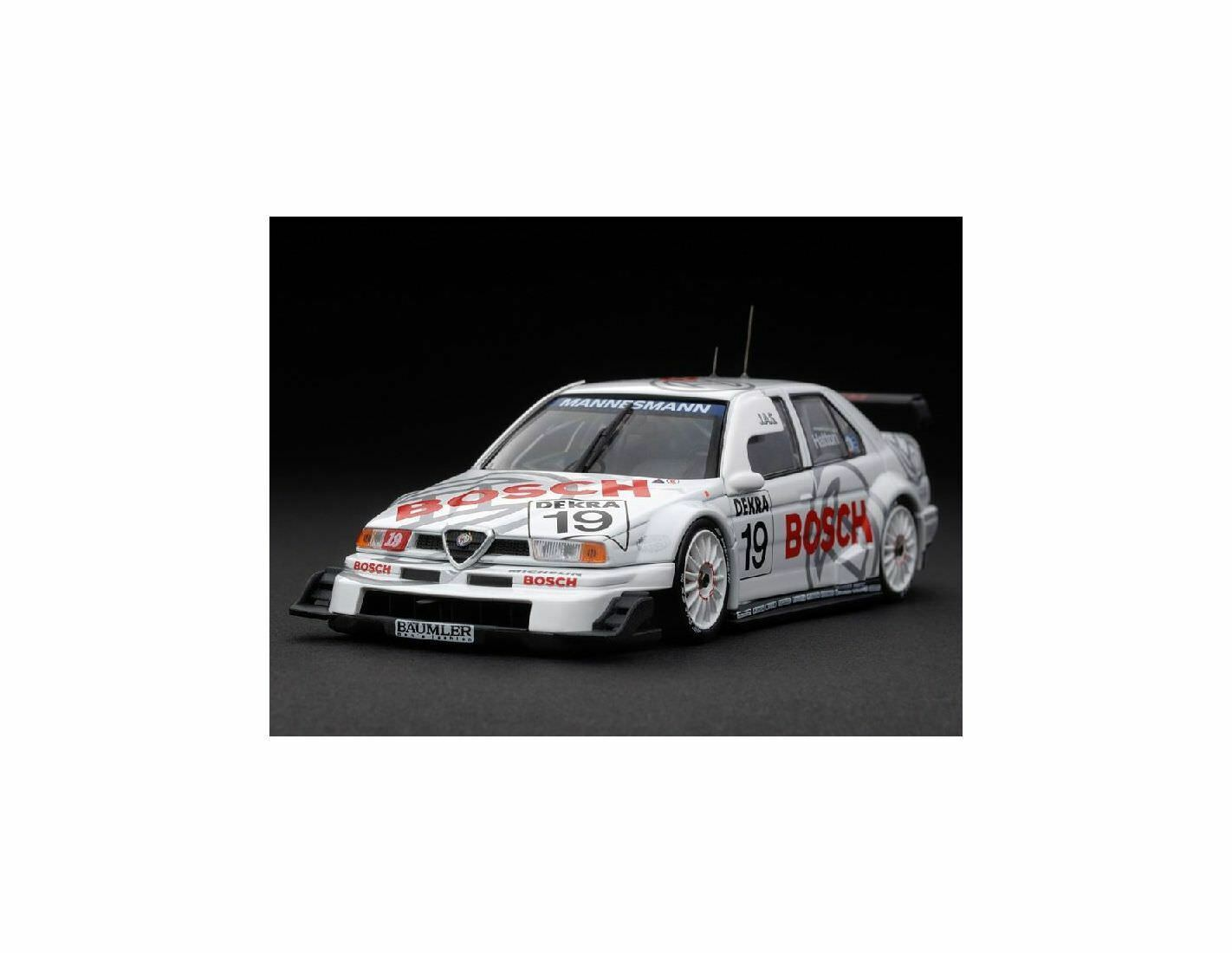 Hpi Racing HPI8098 A.ROMEO 155 N.19 ITC'96 1 43 Auto  Competizione Modellino  économisez 60% de réduction et expédition rapide dans le monde entier