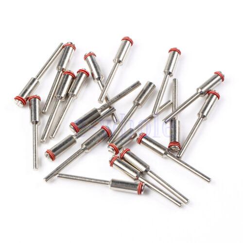 10pc Stahl Schraube Dorn Arbor Schaft Cut-off Rad Halter für Dremel Tool XD