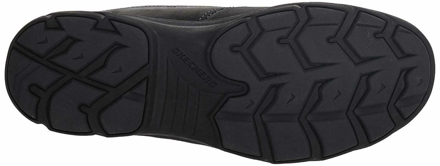 Skechers 64837 para hombre resment-alento botín botín botín chukka BBK  BR22 8f0111
