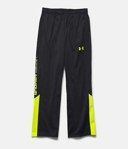 Details about UNDER ARMOUR Toddler Boys BRAWLER 2.0 Pants *BLACKGRAPHITEHIGH VIS YELLOW* NWT