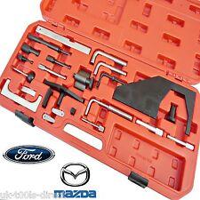 Ford Mazda Timing Setting Locking Tool Kit Set 1.4 1.6 1.8 2.0 Petrol Diesel