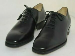 Nero in Suola cuoio 8eu Man 9us vitello oxford francesina Nero Pianura vitello 6vRpv8