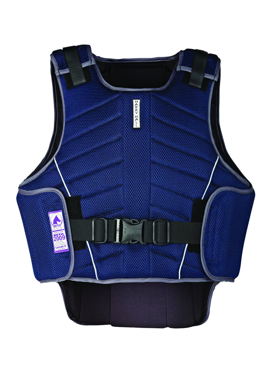 Harry Hall zeus beta level 3 adult's protector horse riding body protector adult's 952332