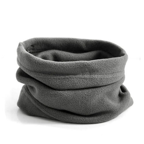 Unisex Thermal Snood Neck Scarf Ski Winter Beanie Hat Warm Face Cover Balaclava