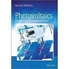 Photovoltaics: Fundamentals, Technology and Practice by Konrad Mertens (Hardback, 2014)