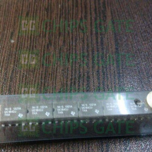 1PCS NEW UC1842J TI 0327 CDIP-8