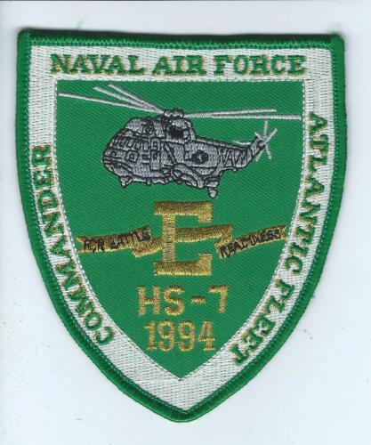 "HS-7 /""E/"" AWARD 1994 patch"