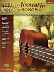 Ukulele Play-Along: Acoustic Songs (book/CD): Volume 30 by Hal Leonard Corporation (Paperback, 2014)