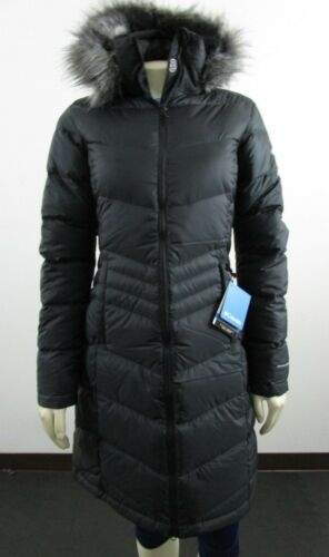 650 Black Isoleret Columbia m l ned Xs Puffer Mid Kvinders Jacket s Freeze Polar gWA0IOz