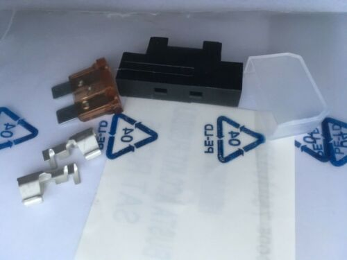 In Line Blade Fuse Holder with 5 Amp Fuse