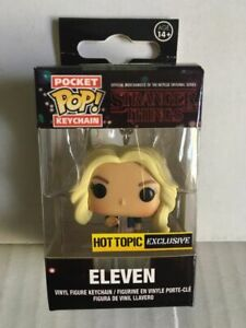 Funko-pop-key-chain-stranger-things-eleven-serie-tv-llavero-figura-figure