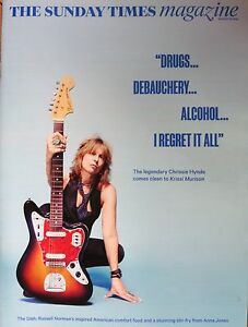NEW-CHRISSIE-HYNDE-THE-GREAT-PRETENDER-SUNDAY-TIMES-MAG-30-AUGUST-2015