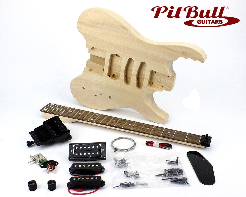 Pit Bull Guitars SH-1 Electric Guitar Kit
