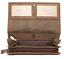 Indexbild 4 - Geldboerse-Bueffelleder-Kolibri-Smartphon-Damenboerse-Naturleder-Geldboerse-Robust