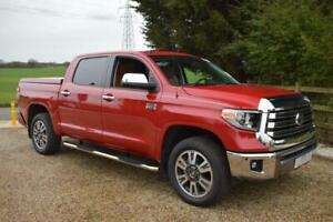 Details about Toyota Tundra 5 7i V8 4x4 1794 EDITION 6-Seater Twin Cab  Pick-Up LUXURY PICK-UP