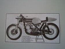 - RITAGLIO DI GIORNALE ANNO 1974 - MOTO AMF HARLEY DAVIDSON 2T/2C RA