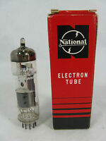 "Neue ""NOS new old stock"" Elektronen Röhre National 18 GV 8  electron tube"
