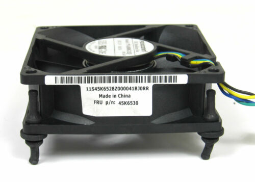 Lenovo 45K6530 ThinkCentre M91 M73 M81 M91p SFF PC Front Case Cooling Fan 4-pin