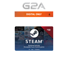 steam 50 dollar gift card