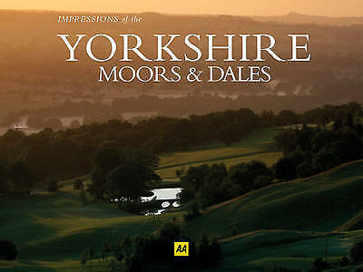 """""""AS NEW"""" AA Impressions of the Yorkshire Moors and Dales (AA Impressions Series)"""