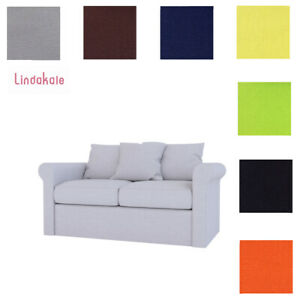 Custom-Made-Cover-Fits-IKEA-Gronlid-Loveseat-Replace-2-Seat-Sofa-Cover-70-034