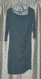 Lily-amp-Me-Ladies-Stretch-Viscose-Dress-Size-10